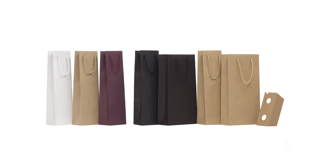 WINE PAPER LUX bags